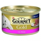 GOURMET MOUSSE BUEY