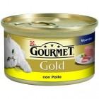 GOURMET MOUSSE POLLO