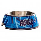COMEDERO ROGZ INOX BUBBLE CD