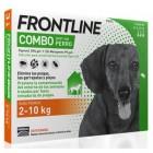 FRONTLINE COMBO DE 2 A 10 KG