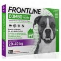 FRONTLINE COMBO DE 20 A 40 KG