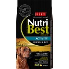 NUTRIBEST  PREMMIUM ACTIVITY 15 KG