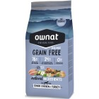OWNAT DOG GRAIN FREE PRIME SENIOR POLLO PAVO
