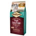 CARNILOVE ADULT GRAIN FREE CARPA I TRUITA DE RIU 6kg