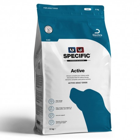 PINSO SPECIFIC ADULT CANINE ACTIVE CAD