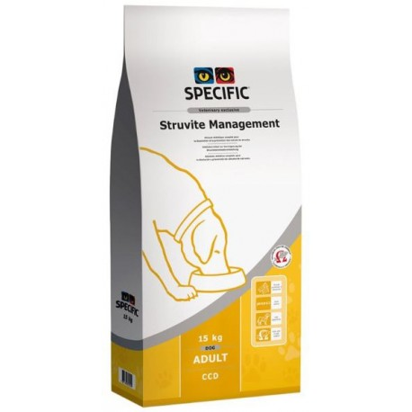 PIENSO SPECIFIC ADULT CCD STRUVITE MANAGEMENT