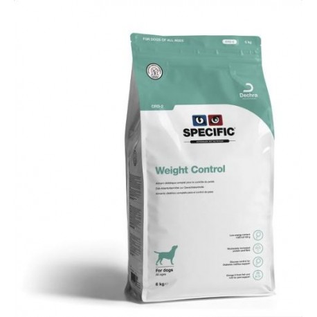 PINSO SPECIFIC CANINE CRD2 WEIGHT CONTROL