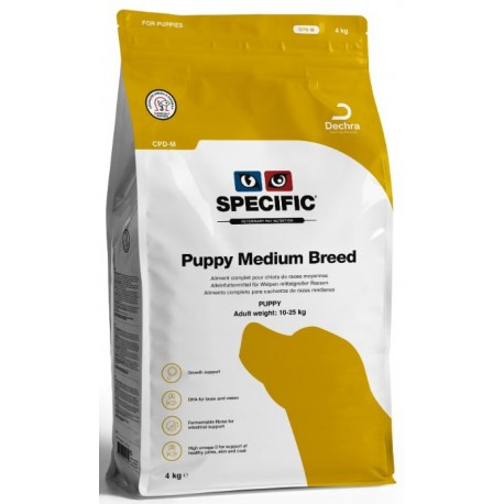 PINSO SPECIFIC CANINE CPD-M MEDIUM