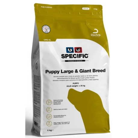 PINSO SPECIFIC CANINE CPD-XL GIANT