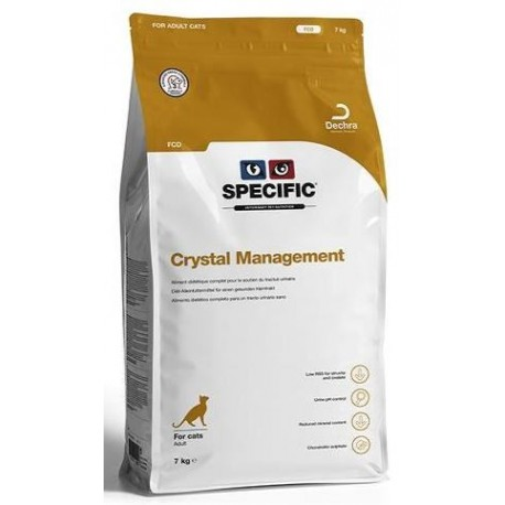PINSO SPECIFIC CAT FCD CRISTAL MANAGEMENT