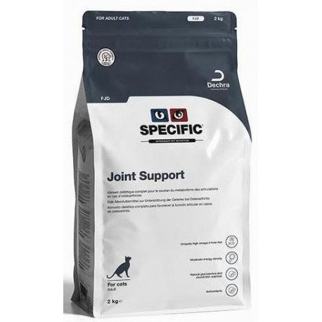PINSO SPECIFIC CAT FJD JOINT SUPPORT 2 KG
