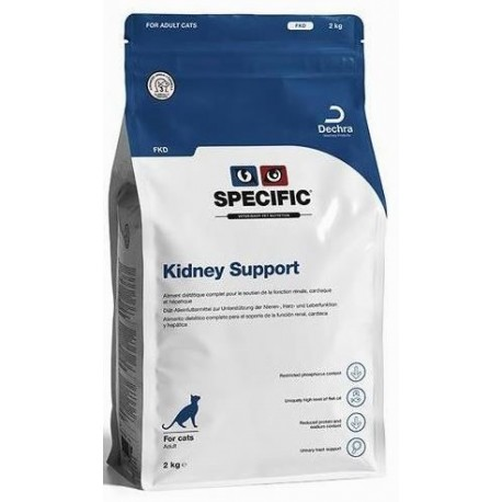 PINSO SPECIFIC CAT FKD KIDNEY SUPPORT 2 KG