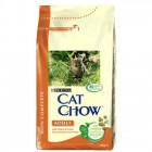 CAT CHOW ADULT POLLO & PAVO